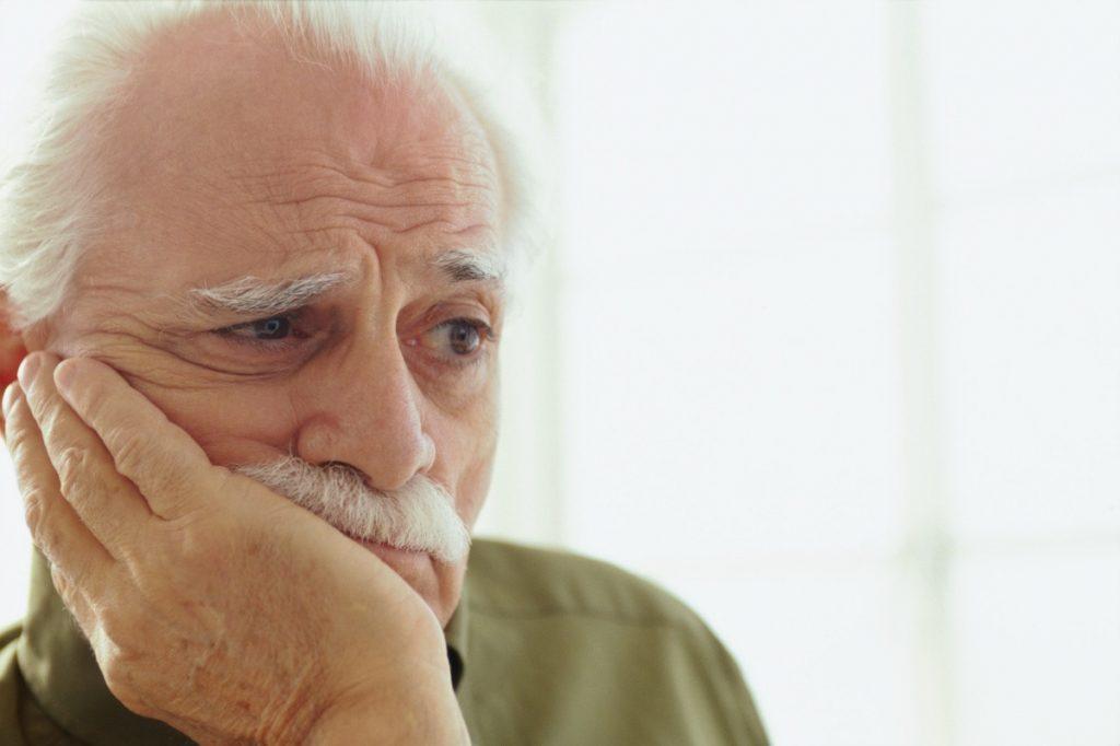 demencia senil sintomas y signos