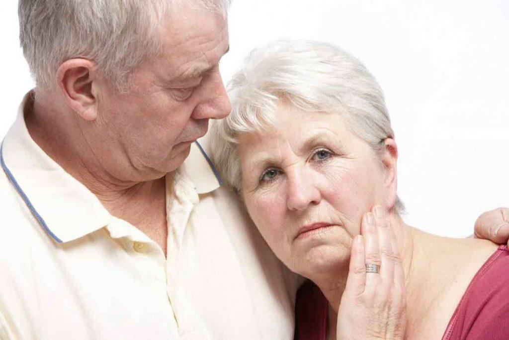 sintomas demencia senil agresiva