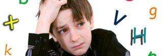 Dislexia síntomas