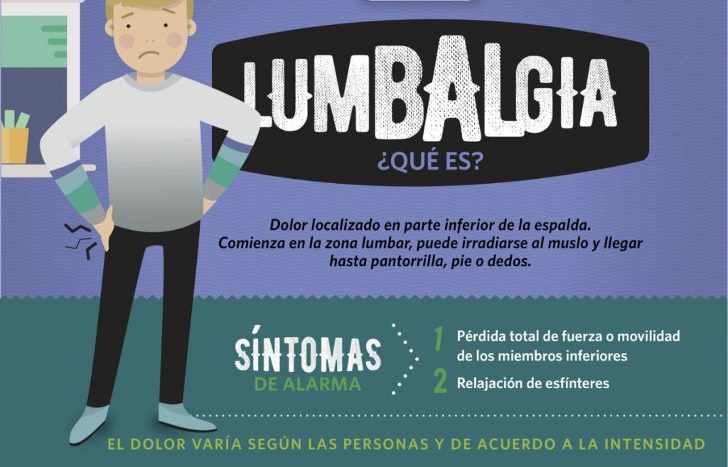 sintomas de lumbago y ciatica