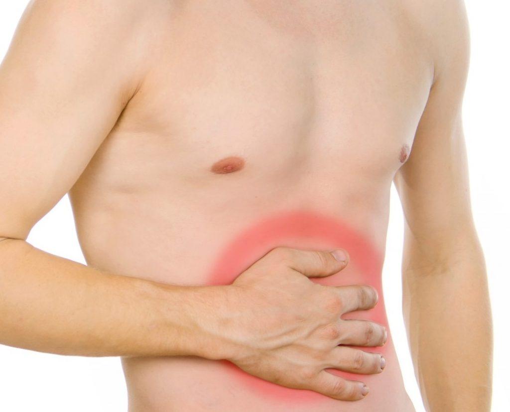 sintomas gases dolor abdominal