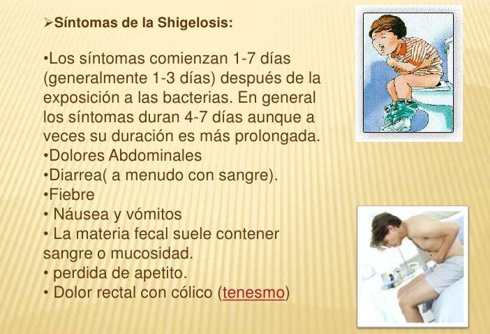 sintomas de infeccion salmonella