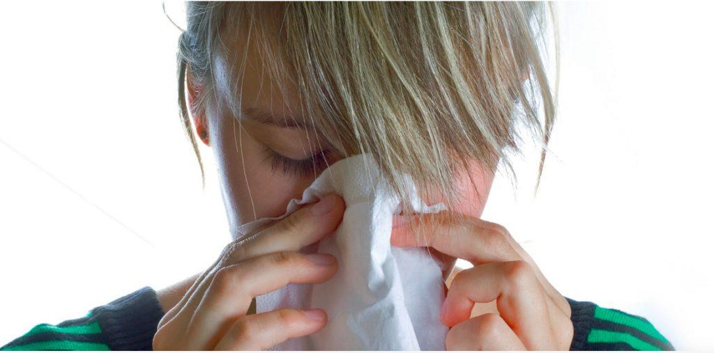 astenia primaveral y alergia