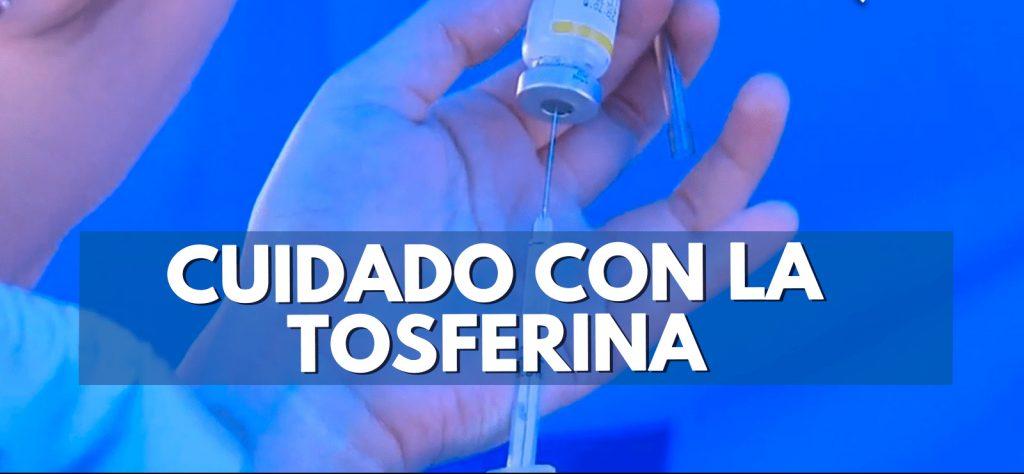 primeros sintomas de la tosferina