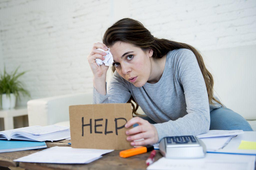 estres sintomas y consecuencias