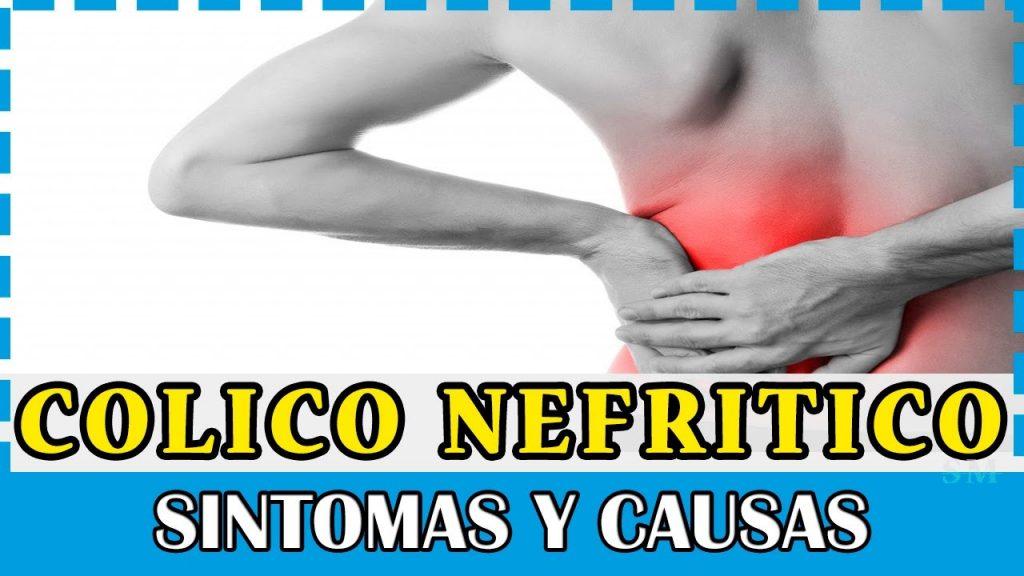 colico renal sintoma